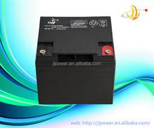 12V38AH deep cycle battery for UPS, 12v 38ah deep cycle battery, ups battery 12v 42ah