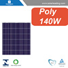 TUV approved 140w flexible solar panel with solar cells wholesale for photovoltaic panel system