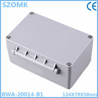 IP67 aluminum underground waterproof electrical box