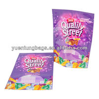 Laminated Stand Up Pouch for Candy