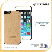 new products on china market smart mobile phone accessories wood phone cover for iphone 6 Plus