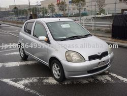 Second hand cars TOYOTA VITZ / YARIS 2000