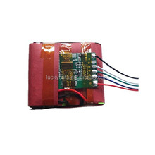 Rechargeable 18650 14.8V 2.2AH Lithium-ion battery pack