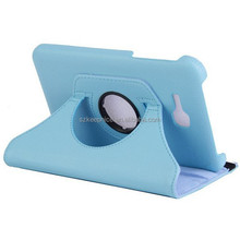 360 rotating smart pc cover case for Samsung GALAXY Tab 3 T110