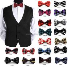 Wholesale Pretty Design Classic Fashion Novelty Mens Adjustable Tuxedo Bowtie Wedding Bow Tie Necktie BOT2023
