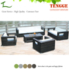 YH-6041 High quality outdoor rattan patio garden furniture