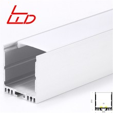 large aluminum extrusion heat sink for led strip
