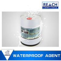 WP1323 Nano protection waterproof building materials for concrete industry acid and alkali resistance