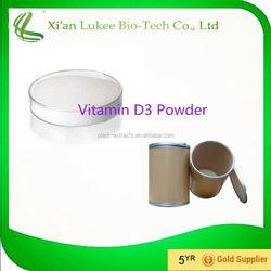 Health and medical product Vitamin D3 Crystal/ Vitamin D3 Crystal Powder