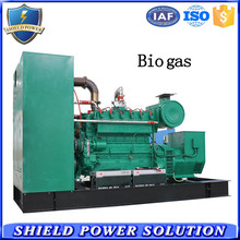 ISO Certificated 80KW Methane Gas Generator, Biogas Generator Set