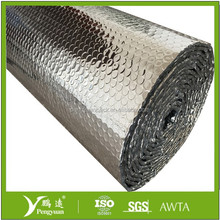 PE Air Bubble with Aluminum foil for roof insulation