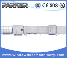Automatic Insulating Glass Produce Line / Double Glass Window Making Machine With CE Certification