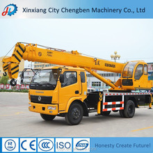 Xinxiang Excellent Manufacturing Telescopic Cylinder Crane