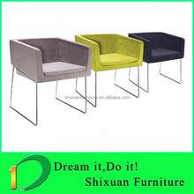 2015 comfortable living room chair fabric leisure chair