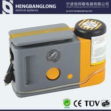 tire sealant with air compressor