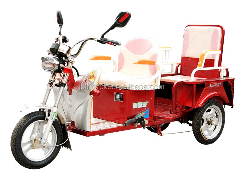 mini multipurpose electric tricycle JB100-03F1