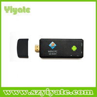 Android 4.2 HD Mini PC Smart internet TV adaptor/dongle - RK3188 Quad Core 1.6Ghz CPU, WiFi , HD 1080P