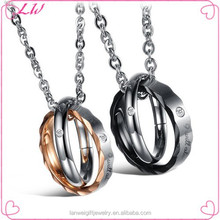 Fashion lovers pendant fashion wholesale pendant popular round fashion lovers pendant