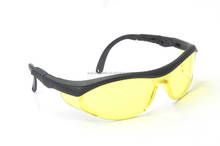 New style SF168 safety glasses with colourful lens and adjustable temple
