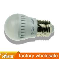 High quality energy conservation super bright led night light bulb