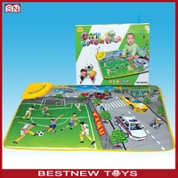 New product kid plastic play mat for children