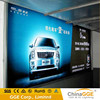 Outdoor LED aluminum frame light boxes for special signboard with good consistency