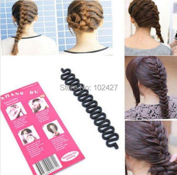 приспособления для укладки волос в прическу