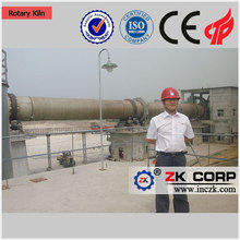 Low carbon environmental protection lime equipment for steel, iron, copper, aluminum smelting