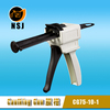 75ml 10:1 Plastic caulking cartridge pistol