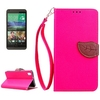 phone case factory mobile phone leather case flip cover for HTC with great price for wholesales