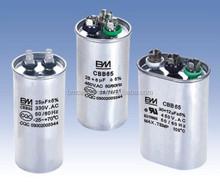 CBB65 Air Conditioner Capacitor - Dual Capaciotr