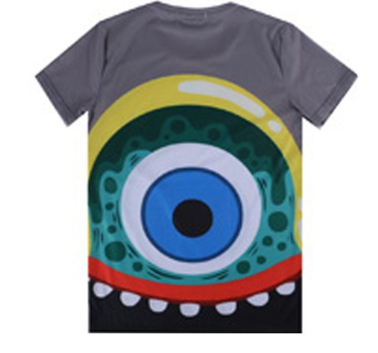sublimation t shirt (203