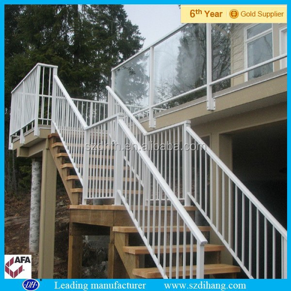 handrails outdoor stairs outdoor iron railings railing for