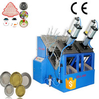Fast Speed Paper Plate Press Machinery Price, paper plate rate