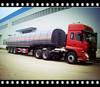 asphalt tanker /hot asphalt carrying container trailer