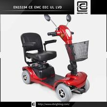E-bike stand up BRI-S08 3 wheel enclosed motorcycle