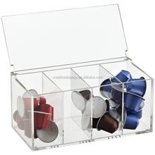 High quality acrylic nike shoe box,acrylic basketball shoe box
