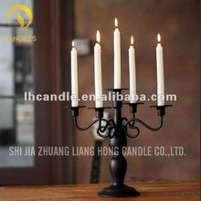 Candela bianca/chiesa candela/famiglia bastone candela