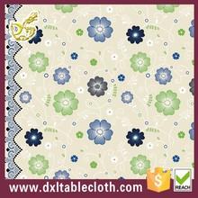 Customized Unique Plastic Designer Embroidered Tablecloth
