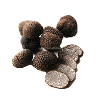 Sliced black truffles for sale with stable supply, dried black truffles