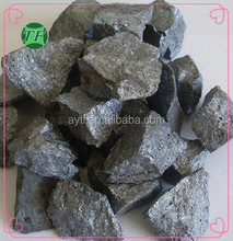 Metal fabricante FeSi briquete msds / 15# ferro pó de silício