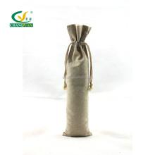 China supplier screen printing hessian bag custom