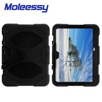 Kids shockproof 10.1 rubber case for Samsung galaxy tab 3 10.1 p5200
