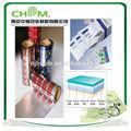 PET/AL/PE fabricante en China de material de empaque farmacéutico.