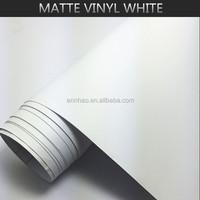 Annhao 1.52*30m White Car Whole Body Vinyl Roll Matte Vinyl Film