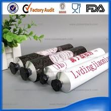 Aluminum Medical Supply for Pharmaceutical Packaging Tube
