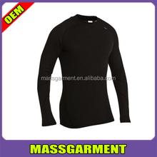 OEM Wholesale Bulk NEW MEN'S MOISTURE WICKING 100% Polyester DRY FIT Long Sleeve SPORTS T-shirts XS-4XL