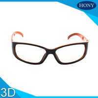 Passive Polarized 3D TV Glasses(PH0039) for Passive Movie on LG TV