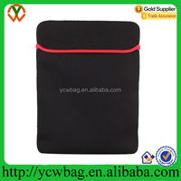 Popular neoprene laptop sleeve notebook computer case pouch cover