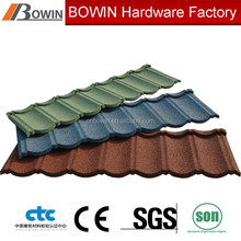low cost color steel roof tile building meterial /copper roofing tiles /install tile roof